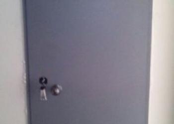 Стальные двери, решётки, ворота.