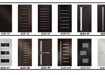 Межкомнатные двери от производителя по оптовой цене