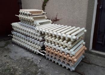 Чугунные радиаторы (батареи)