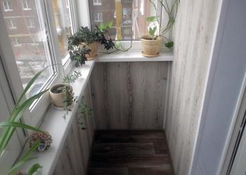 Фасадные работы и отделка балконов, лоджий под ключ в Пензе