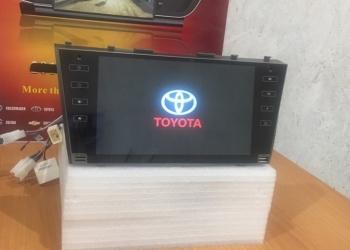 Штатная магнитола Toyota Camry 40 2006-2011