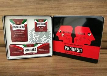 """Набор подарочный для бритья """"Primadopo"""" Proraso"""