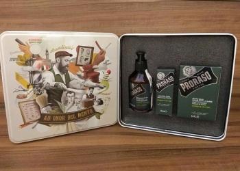 """Подарочный набор для бороды Proraso """"Cypress & Vetyver"""""""