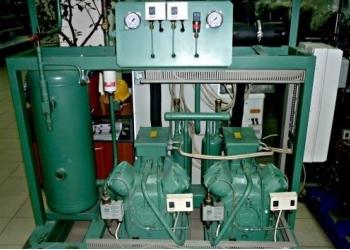 Централь на базе компрессоров Bitzer 4рс-15.2Y 2шт