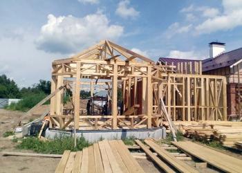 Малоэтажное каркасное строительство домов в Пензе