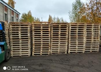 Закупаем деревянные поддоны БУ