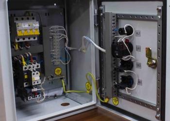 Шкафы и ящики управления  (ЯУ (ШУ) 8000, Я 8300, Я 5000, РУСМ 5000)