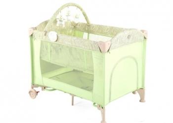 Манеж-кровать Happy Baby Lagoon V2