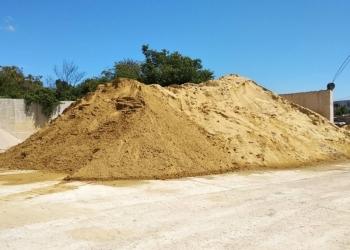 Продам песок речной мытый от 10 тонн. Севастополь.