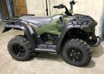 Продам новый квадроцикл Linhai-Yamaha M200