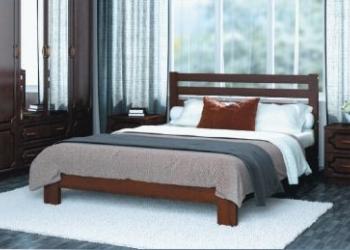 """Кровать из массива """"Вероника"""""""