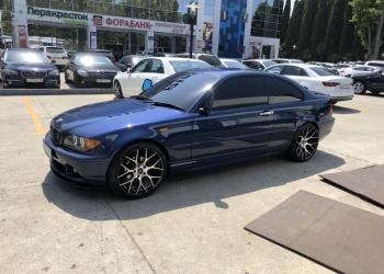 BMW 3er, е46 2004