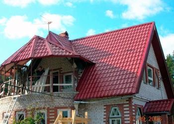 Строим все виды крыш в Пензе