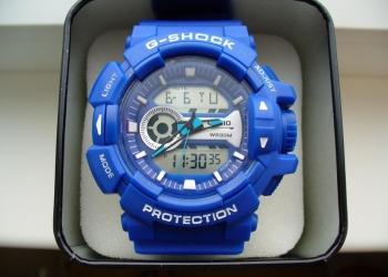 Casio G-Shock. 2 механизма! Выбор