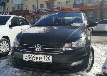Volkswagen Polo МКПП