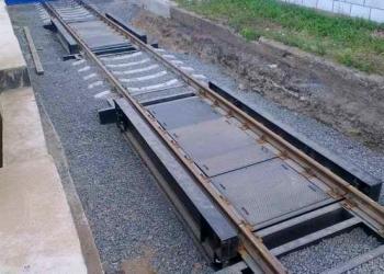 Весы М8300-СД-60 вагонные (железнодорожные) электронные