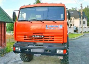 Продам УБМ-85 на базе КАМАЗ 43118