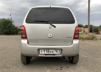 Suzuki Wagon R solio, 2009