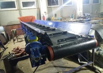 Транспортер - конвейер - питатель-металлоконструкции-завод под ключ