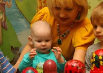 Частный детский сад.Люберцы