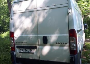 Peugeot Boxer, 2010