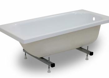 ванна акриловая 1600 700