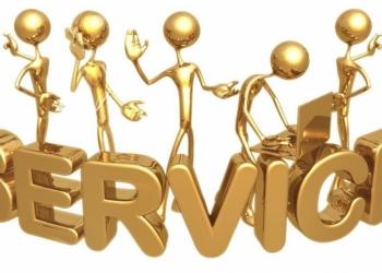 Оказание разнообразных услуг