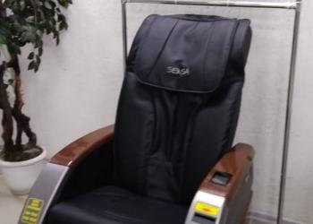 Массажное кресло с купюроприемником sensa RT-M02A