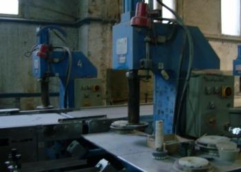 Продаю станки и оборудование для производства чугунных электроконфорок.