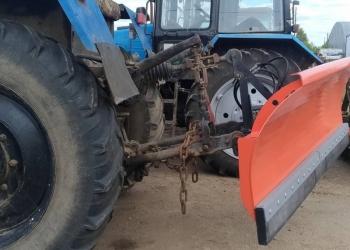 Отвал для трактора и погрузчика
