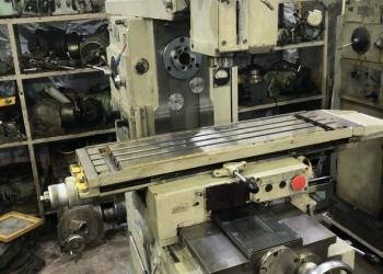 Фрезерный станок 6Т80Ш широкоуниверсальный