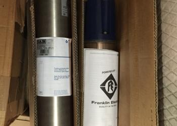 Продаются погружные насос DAB для водяных скважин