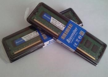 Новая Оперативная Память DDR3 2 GB 1333 MHz