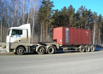 Грузoпеpeвoзки по России и СHГ собственным автопарком