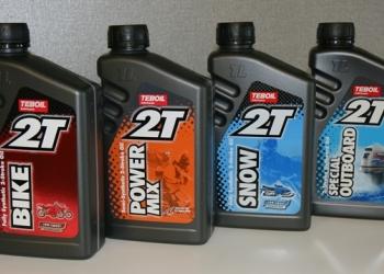 Финское моторное масло TEBOIL