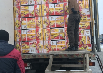 Продам банановые коробки