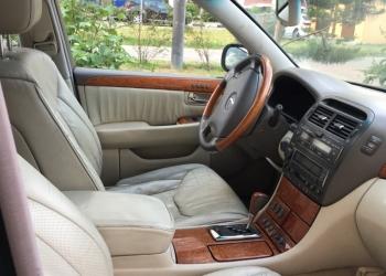 Lexus LS, 2005