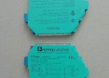 Барьер искробезопасности KCD2-SR-EX2 Pepperl+Fuchs