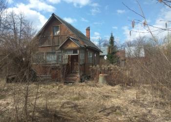 Продается садовый дом на участке 8 соток в пос. Тучково, садовое товар