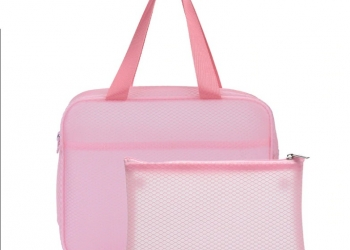Водонепроницаемая пляжная сумка с двумя карманами