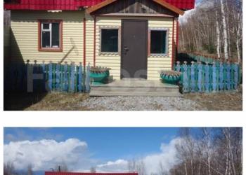 Здания шиномонтаж и закусочная