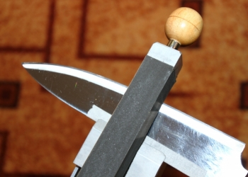 Точилка для ножей, ножниц, топоров, сверл. Гриндер на УШМ