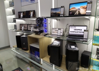 Сборка компьютеров и модернизация компьютеров ТЦ Гранд павильон Д 07