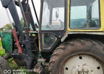 продам трактор ЮМЗ-6 с прицепным оборудованием