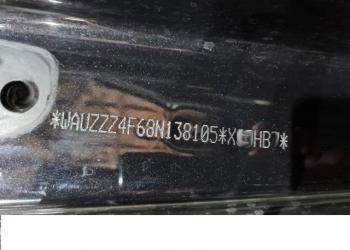 Восстановление VIN номера (полицейская маркировка)