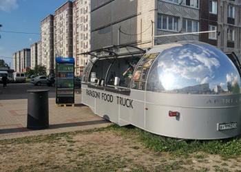 Продам Фудтрак Аформер Единственный в России 7,5 метра