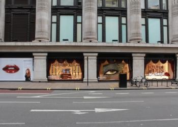 Дизайн витрин и наружная реклама Вашего магазина