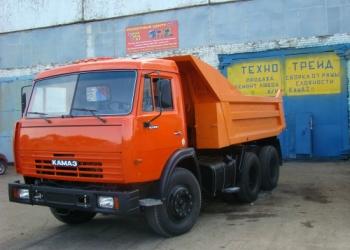 Самосвал КАМАЗ 55111 по состоянию нового от 900000