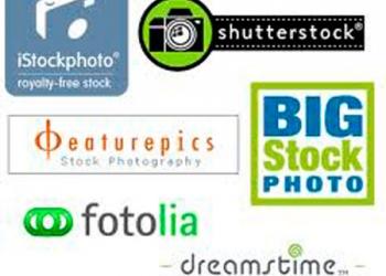 Покупка  фото , видео с Shutterstock , Fotolia , Istockphoto