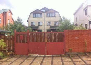 Продается жилой дом 282,1 кв.м с земельным участком в поселке Красково, Люберецк